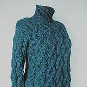 """Одежда ручной работы. Ярмарка Мастеров - ручная работа Свитер """"Норвегия"""". Handmade."""