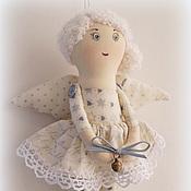 Куклы и игрушки ручной работы. Ярмарка Мастеров - ручная работа Ангелочки к Рождеству. Handmade.