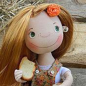 Куклы и игрушки ручной работы. Ярмарка Мастеров - ручная работа СВЕТА ....В ДЕРЕВНЕ У БАБУШКИ. Handmade.