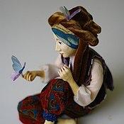 Куклы и игрушки ручной работы. Ярмарка Мастеров - ручная работа Маленький Мук. Handmade.