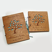 Свадебный салон handmade. Livemaster - original item Set No. 15. Folder for the marriage certificate Book wishes. Handmade.