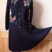 Одежда ручной работы. Ярмарка Мастеров - ручная работа Костюм -4. Handmade.
