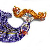 Для дома и интерьера ручной работы. Ярмарка Мастеров - ручная работа Принцесса русалок. Handmade.