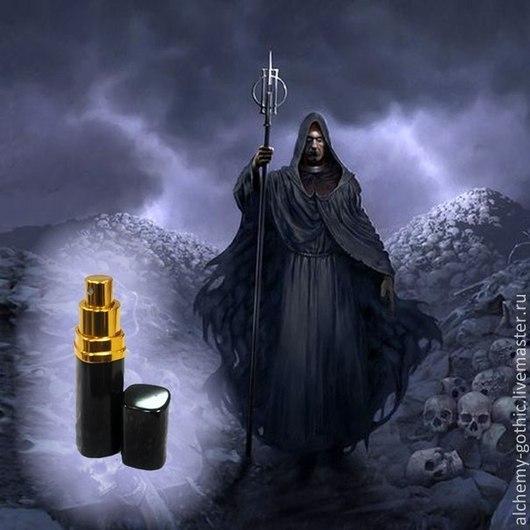 """Натуральные духи ручной работы. Ярмарка Мастеров - ручная работа. Купить """" Inquisitor """" авторские натуральные духи. Handmade."""