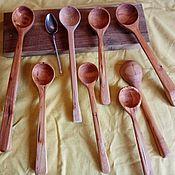 Для дома и интерьера ручной работы. Ярмарка Мастеров - ручная работа Ложки деревянные из ольхи. Handmade.