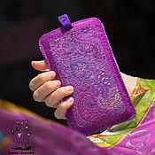 """Чехол ручной работы. Ярмарка Мастеров - ручная работа """"Сон Индии"""" - чехол для телефона, планшета, айфона. Handmade."""