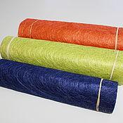 Материалы для творчества handmade. Livemaster - original item sisal. Handmade.