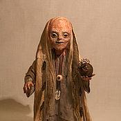 Куклы и игрушки ручной работы. Ярмарка Мастеров - ручная работа Повелитель времени. Handmade.
