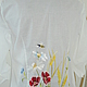 Блузки ручной работы. вышитая шелком блузка (хлопок) батист. валентина (ketmir). Интернет-магазин Ярмарка Мастеров. Однотонный
