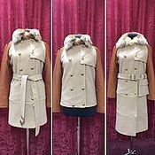 Одежда ручной работы. Ярмарка Мастеров - ручная работа Зимнее пальто 3 в 1. Handmade.