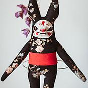 Куклы и игрушки ручной работы. Ярмарка Мастеров - ручная работа Toy Fox 25_17 Aka. Handmade.