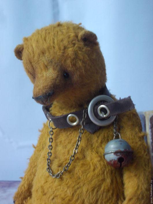 Мишки Тедди ручной работы. Ярмарка Мастеров - ручная работа. Купить медведь Ерсюша. Handmade. Мишка, teddy, подарок мужчине