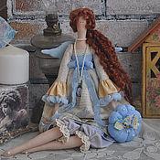 """Куклы и игрушки ручной работы. Ярмарка Мастеров - ручная работа Кукла в стиле Тильда """"Путешествие"""". Handmade."""
