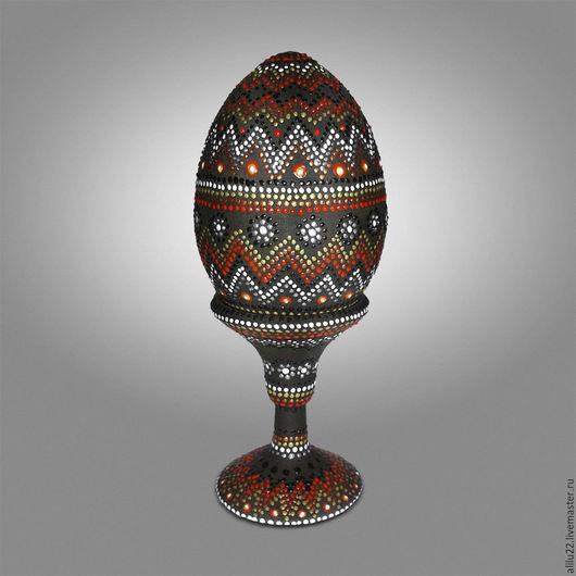 Яйца ручной работы. Ярмарка Мастеров - ручная работа. Купить Яйцо декоративное. Handmade. Яйцо, яйцо декоративное, яйцо деревянное
