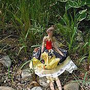 Куклы и игрушки ручной работы. Ярмарка Мастеров - ручная работа Тильда Марфушенька. Handmade.