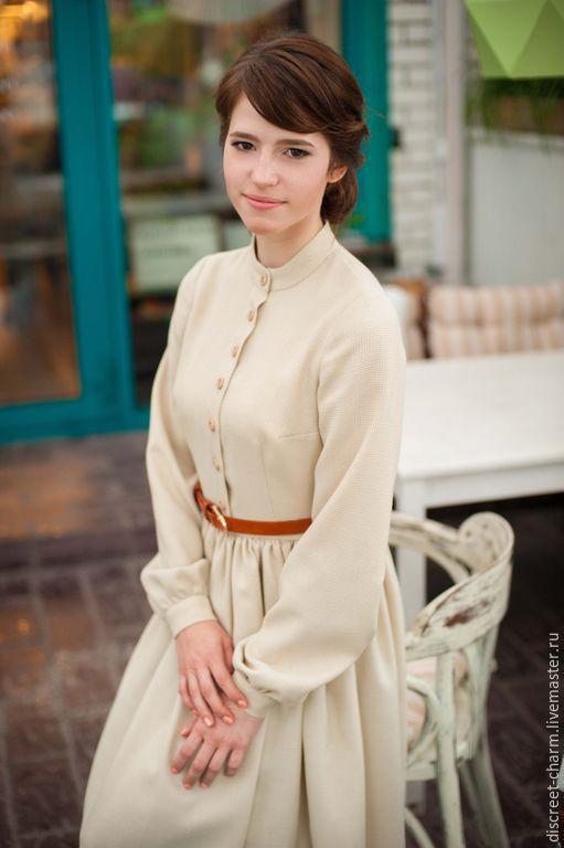 Платья с пышной юбкой длинным рукавом