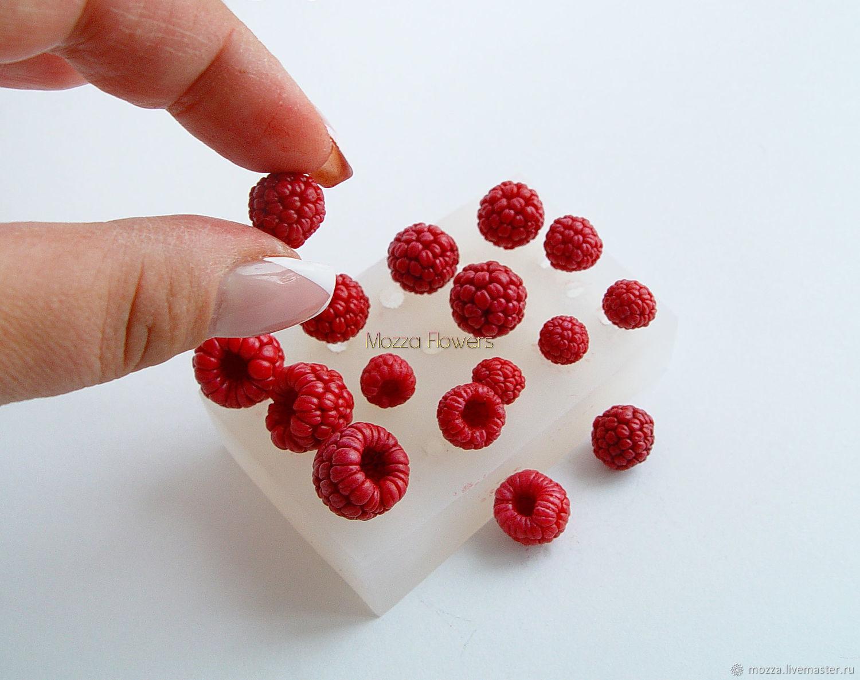 'Mini Malinka ' silicone mold, Molds for making flowers, Zarechny,  Фото №1