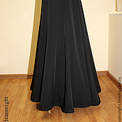 Одежда handmade. Livemaster - original item The historical mermaid skirt Reconstruction. Handmade.
