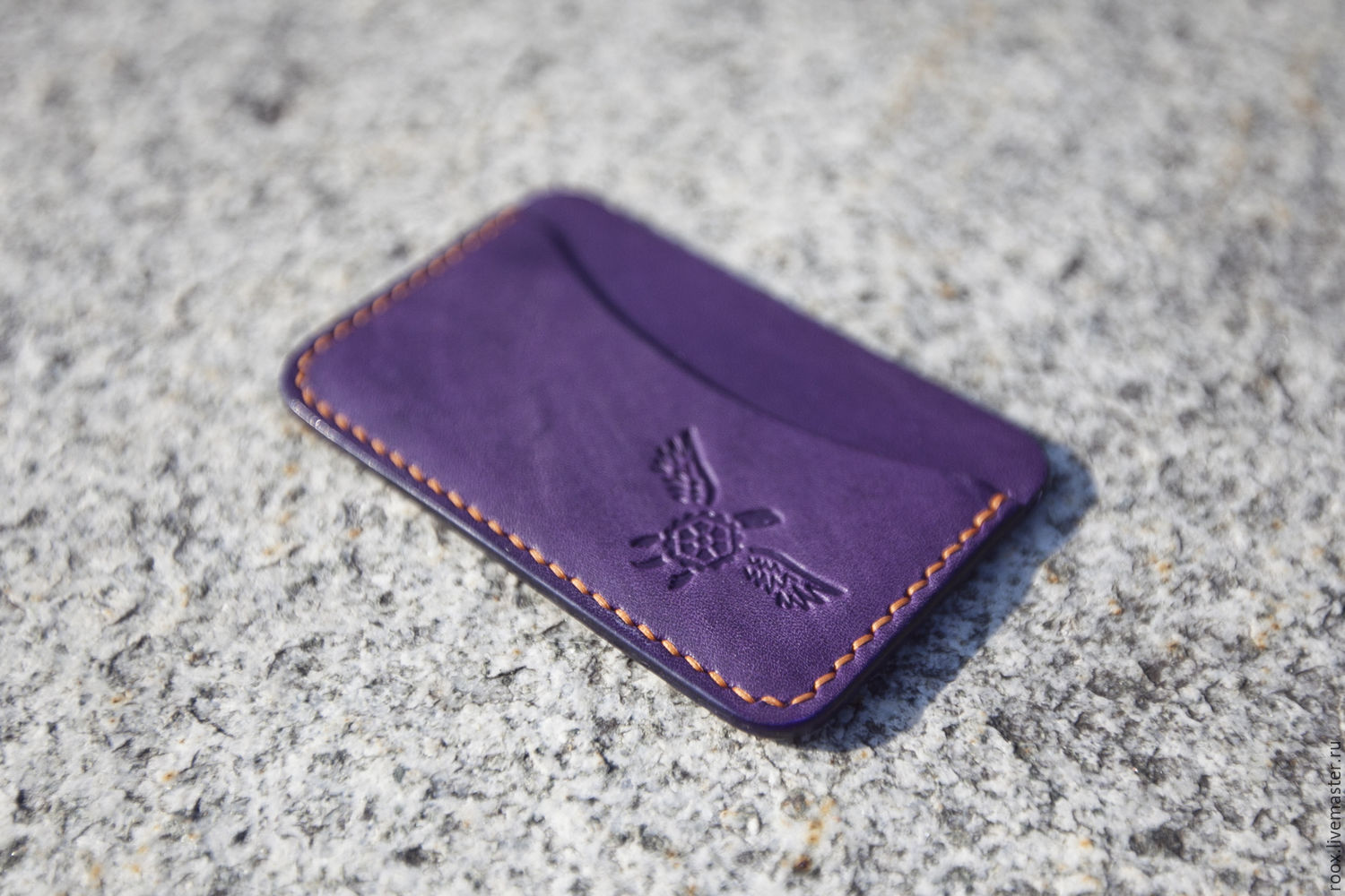 business card Holder premium Japanese leather ( card case ) – shop ...
