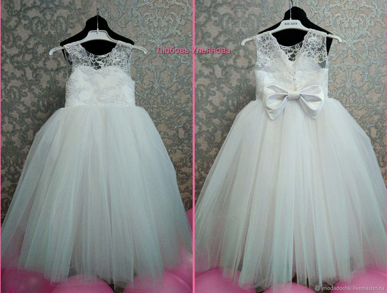 """Платье """"Нежность"""""""