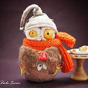 Куклы и игрушки ручной работы. Ярмарка Мастеров - ручная работа Утро раннее!). Handmade.