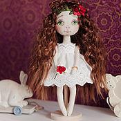 """Куклы и игрушки ручной работы. Ярмарка Мастеров - ручная работа Авторская кукла """"Невеста"""". Handmade."""