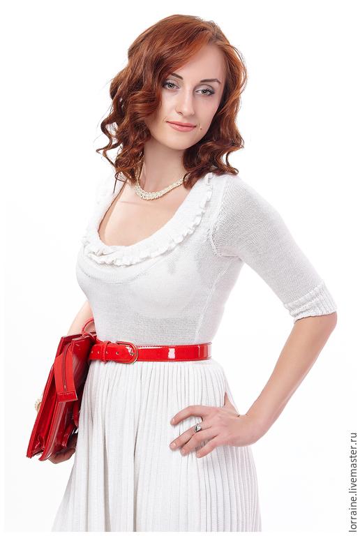 Платье женское `Соната `. Авторская коллекция 2015 года. Lorraine Woolheart.  Состав: Любой Размер: Любой Цвет: Любой