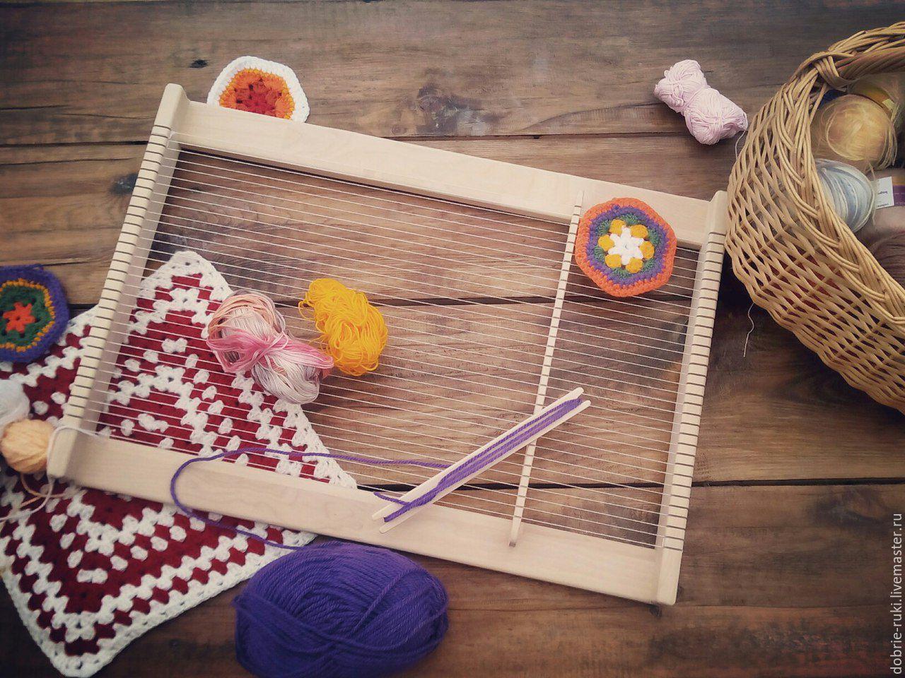 Станок для вязания руками