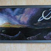 Картины и панно handmade. Livemaster - original item Space Rhapsody. Handmade.