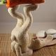Игрушки животные, ручной работы. Саламба Сарвангасана(заяцЙОГ). Марина Шумская (ms1102). Ярмарка Мастеров. Игрушка ручной работы, оригинальный подарок