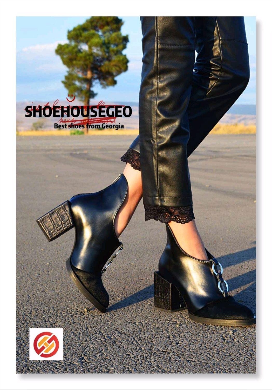 Женская обувь(408), Ботильоны, Тбилиси, Фото №1
