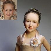 Куклы и игрушки ручной работы. Ярмарка Мастеров - ручная работа Любимая дочка. Handmade.