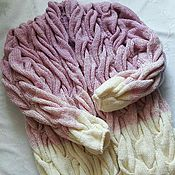 Одежда handmade. Livemaster - original item Lalo cardigan Lalo Knitted cardigan. Handmade.