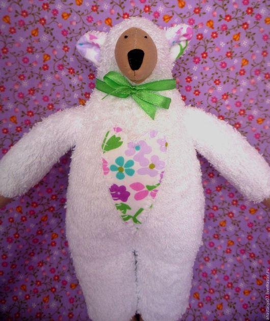 Куклы Тильды ручной работы. Ярмарка Мастеров - ручная работа. Купить Овечка тильда. Handmade. Белый, овечка, овечка в подарок