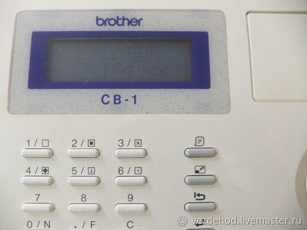 Электронная вязальная машина Brother KH 970 / 850, Инструменты для вязания, Зеленоград,  Фото №1