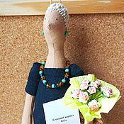 """Куклы и игрушки ручной работы. Ярмарка Мастеров - ручная работа Портретная кукла """"Учительница"""". Handmade."""