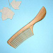 Combs handmade. Livemaster - original item Comb cedar Akkem. Handmade.