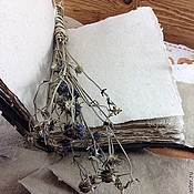"Канцелярские товары handmade. Livemaster - original item ""Ce guichet"" handmade notepad. Handmade."