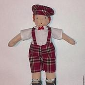 """Куклы и игрушки ручной работы. Ярмарка Мастеров - ручная работа Вальдорфская кукла """"Ярик"""",30см. Handmade."""
