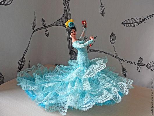 Винтажные предметы интерьера. Ярмарка Мастеров - ручная работа. Купить Испанская танцовщица от Marin Chiclana РАЗМЕРЫ ИСПРАВИЛА. Handmade.