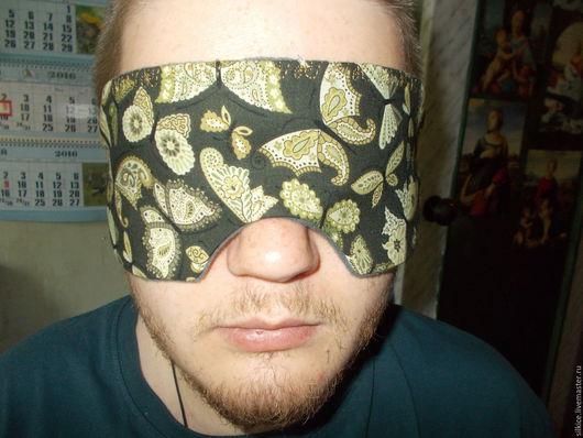 Релаксация, ароматерапия ручной работы. Ярмарка Мастеров - ручная работа. Купить маска для сна, для релаксации. Handmade. Детские праздники
