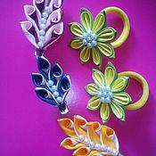 Украшения ручной работы. Ярмарка Мастеров - ручная работа цветочная поляна. Handmade.