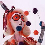 Куклы и игрушки ручной работы. Ярмарка Мастеров - ручная работа Фейт, канатоходка. Handmade.