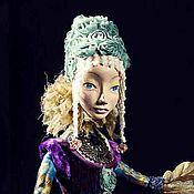 Куклы и игрушки ручной работы. Ярмарка Мастеров - ручная работа Флёр_Шелкопряд.Коллекционная кукла.. Handmade.