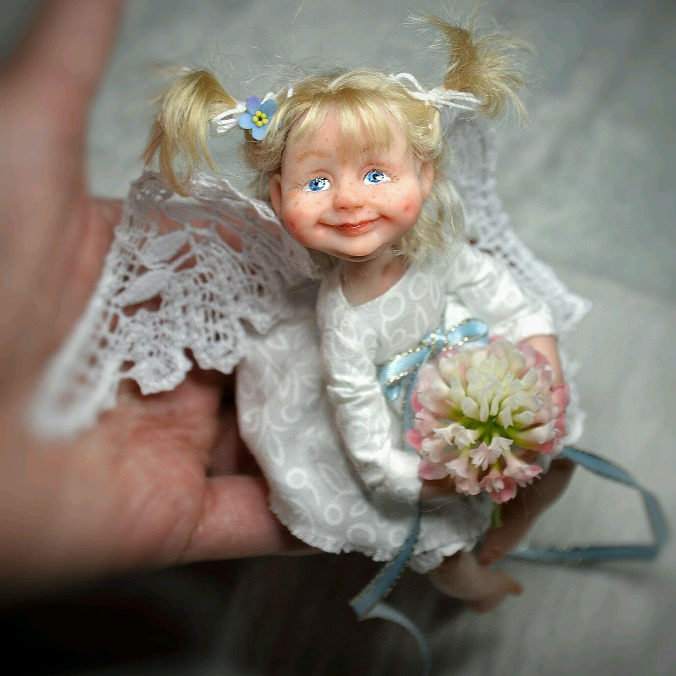 ангел ручной работы фото значение