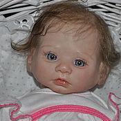 Куклы и игрушки ручной работы. Ярмарка Мастеров - ручная работа Кукла реборн Кэтрин. Handmade.