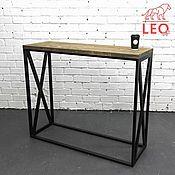 Столы ручной работы. Ярмарка Мастеров - ручная работа Барный стол для кухни LF-008. Handmade.