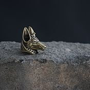 Сувениры и подарки handmade. Livemaster - original item Bead for Anubis. Handmade.
