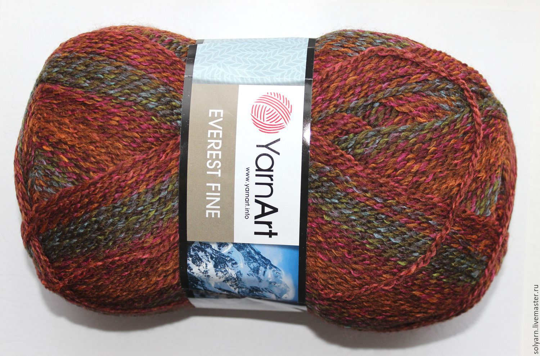Пряжа для вязания по интернету