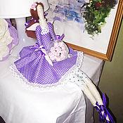 Куклы и игрушки ручной работы. Ярмарка Мастеров - ручная работа Цветочная фея тильда. Handmade.